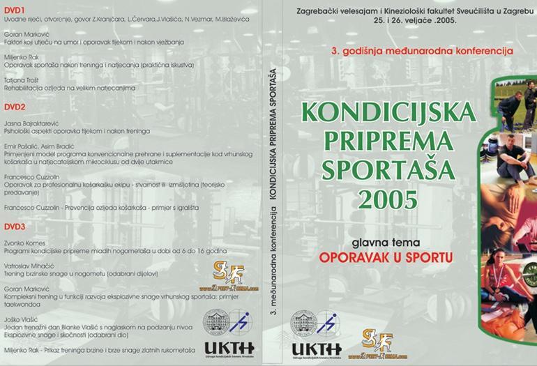 DVD KPS 2005.
