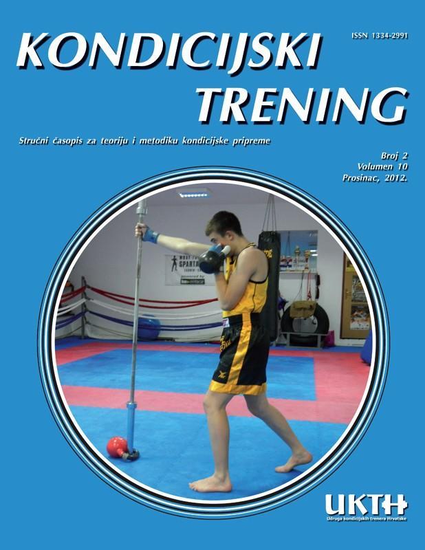 Korice kondicijski trening broj 2-vol 10 -2012