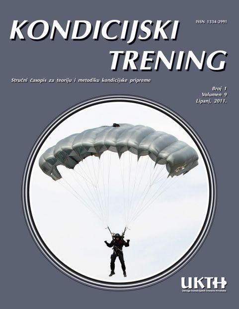 Kondicijski trening VOL 9 broj 1